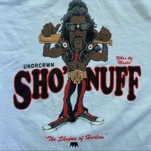 UNDRCRWN Retro Sho Nuff T Shirt 2XL